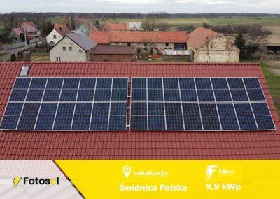 4 - 9,9 kWp Świdnica Polska