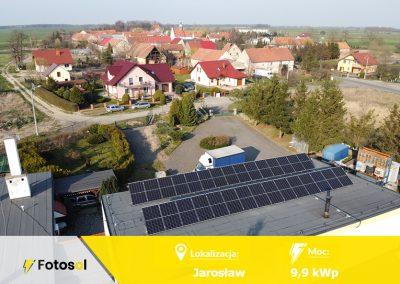 12-2 9,9 kWp Jarosław