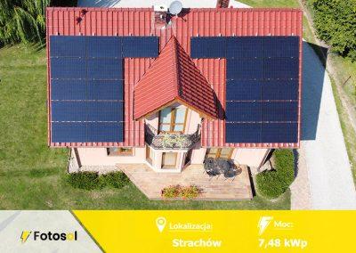 15-2-7,48 kWp Strachów