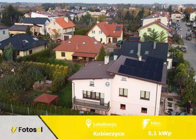 25-1 5,1 kWp Kobierzyce